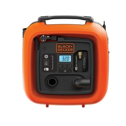 Black and Decker - 12V Compressor 160 PSI  11 Bar - ASI400