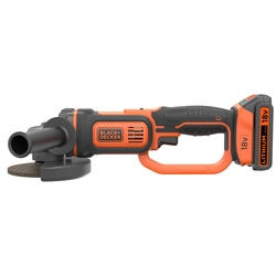 Black and Decker - 18V Haakse slijper op accu 40Ah - BCG720M1