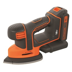Black and Decker - 18V Mouse detail accuschuurmachine - BDCDS18