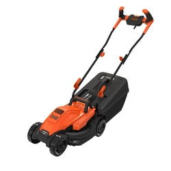 Black and Decker - 1200W 32cm Grasmaaier met Bikehandle handgreep - BEMW451BH