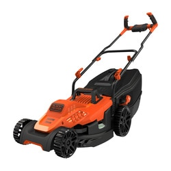 Black and Decker - 1600W 38cm Grasmaaier met Bikehandle handgreep - BEMW471BH