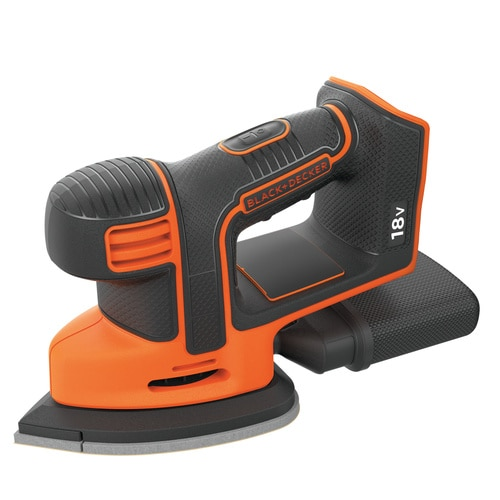 Black and Decker - 18V Mouse detail accuschuurmachine zonder accus en lader - BDCDS18N