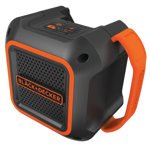 Black and Decker - 18V Bluetooth Luidspreker - BDCSP18N