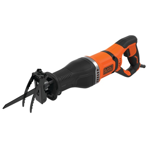 Black and Decker - 750W Reciprozaag met takkenhouder - BES301