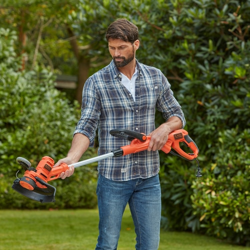 Black and Decker - 550W 30cm AFS Grastrimmer - BESTA530