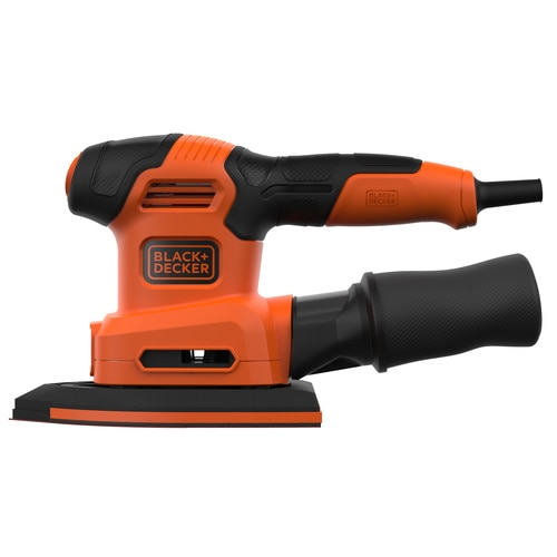 Black and Decker - 200W 4IN1 Multischuurmachine in koffer - BEW200K