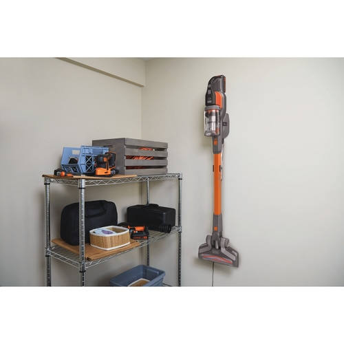 Black and Decker - 18V 4IN1 PowerSeries Extreme steelstofzuiger  BARE - BHFEV182B