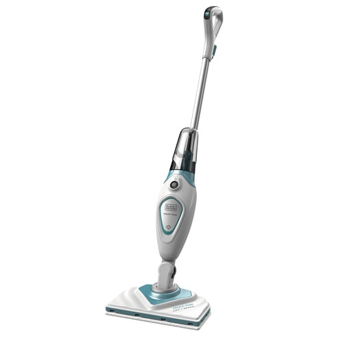 Black and Decker - 1600W steammop met deltavoet en 2 accessoires - FSM1616