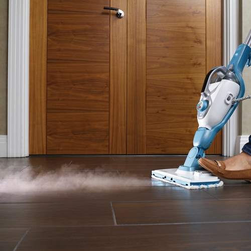 Black and Decker - 1300W 11IN1 steammop met SteaMitt - FSMH13101SM