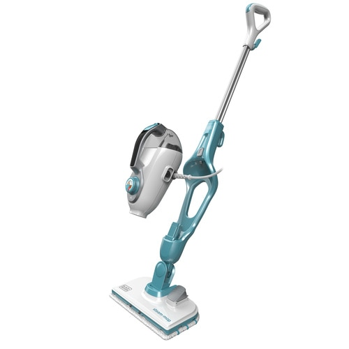 Black and Decker - 1300W 13IN1 Steammop met SteaMitt - FSMH1321JSM