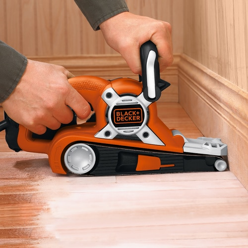 Black and Decker - 720W bandschuurmachine 75x533 mm - KA88