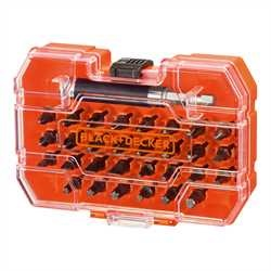 Black and Decker - 31delige bitset - A7228