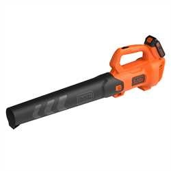 Black and Decker - 18V 20Ah Axiale bladblazer - BCBL200L