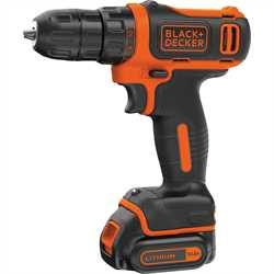Black and Decker - 108V Ultra compacte Lithium Ion accuschroefboormachine - BDCDD12B