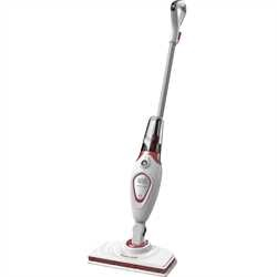 Black and Decker - 1600W steammop met 2 stoomdoeken - BDS1616R