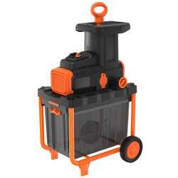 Black and Decker - 2800W Hakselaar - BEGAS5800