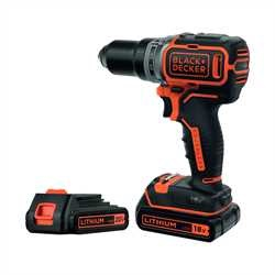 Black and Decker - 18V Brushless accuschroefboormachine - BL186K1B2