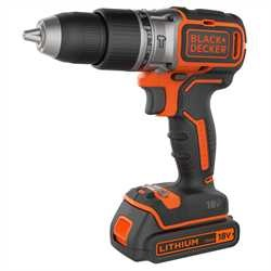 Black and Decker - 18V Brushless accuschroefklopboormachine - BL188