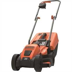 Black and Decker - 1200W 32cm Electric Lawnmower - EMAX32S