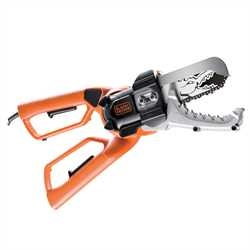 Black and Decker - 550W Alligator elektrische snoeizaag - GK1000