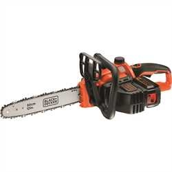 Black and Decker - 36V 20Ah LithiumIon Kettingzaag  30cm - GKC3630L20