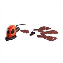 Black and Decker - Mouse detailschuurmachine - KA161