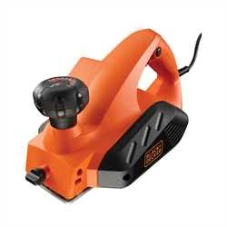 Black and Decker - 650W schaafmachine met 2 mm schaafdiepte - KW712KA