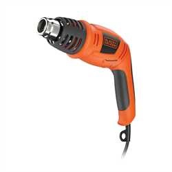 Black and Decker - 1600W Heteluchtpistool met draaibare handgreep - KX1692