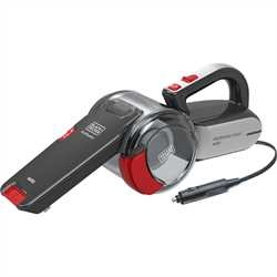 Black and Decker - 12V Pivot kruimeldief voor de auto - PV1200AV