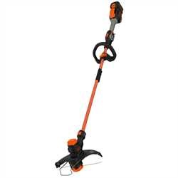 Black and Decker - 54V Dualvolt Grastrimmer incl 54V 15Ah Lithiumion accu - STC5433