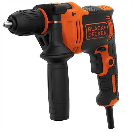 Black and Decker - 710W klopboor met 1 snelheid - BEH710