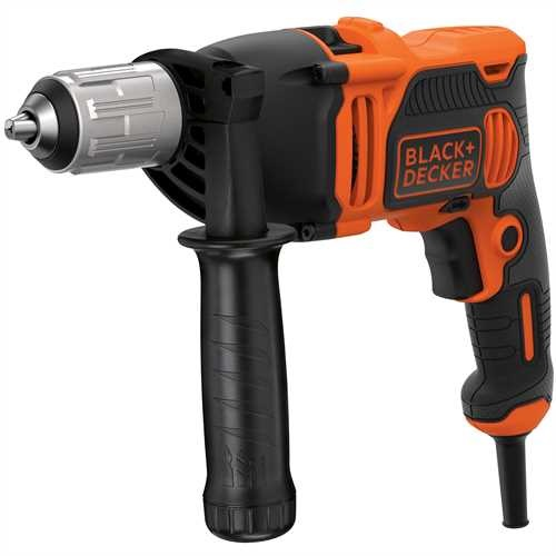 Black and Decker - 850W Klopboor met 1 snelheid - BEH850K