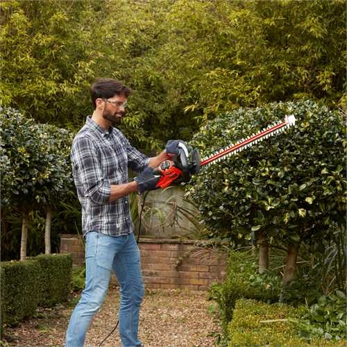 Black and Decker - 550W 60cm Heggenschaar met Sawblade innovatie - BEHTS451