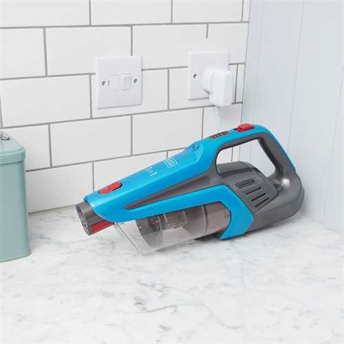 Black and Decker - 18V 20Ah 3IN1 snoerloze steelstofzuiger - BHFE520J