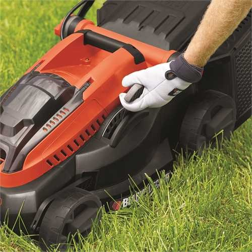 Black and Decker - 36V 20Ah 38cm Grasmaaier met 2 accus - CLM3820L2