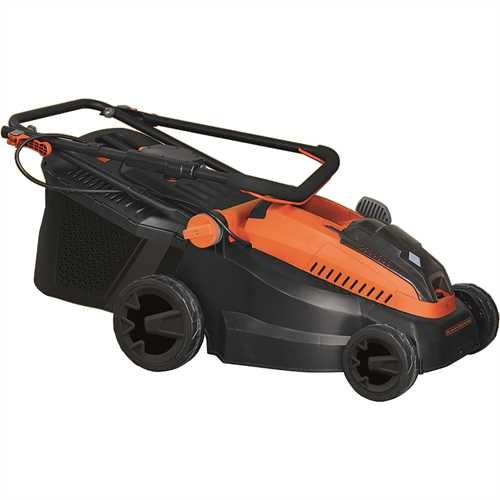 Black and Decker - 36V Lithium snoerloze grasmaaier 38cm 2 Accus - CLM3820L2