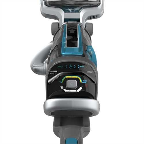 Black and Decker - MULTIPOWER PRO snoerloze stofzuiger - CUA525BH