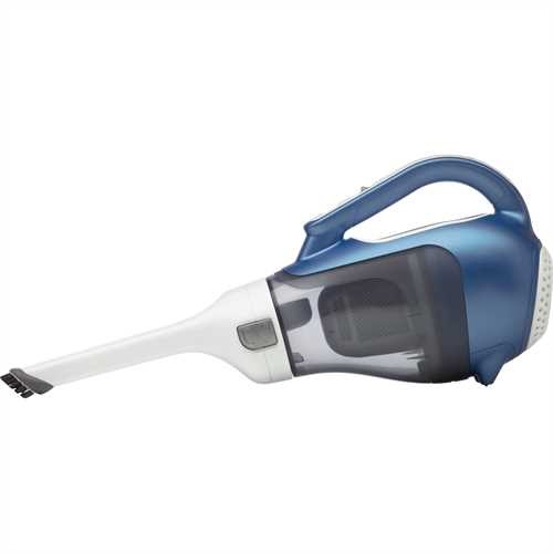 Black and Decker - 72V Kruimeldief met Cyclonic Action - DV7210N