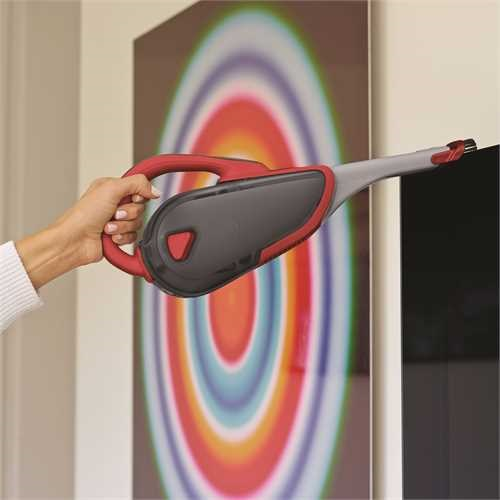 Black and Decker - NL 162Wh LiIon Dustbuster with Cyclonic Action - DVJ315J