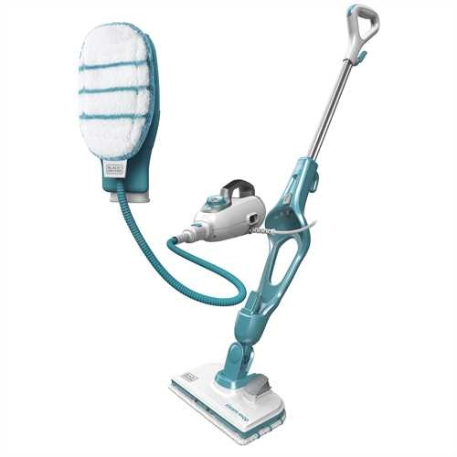 Black and Decker - 1300W 17IN1 Steammop met SteaMitt - FSMH1321JMD