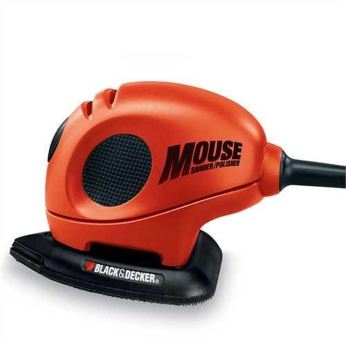 Black and Decker - Mouse detailschuurmachine - KA161BC