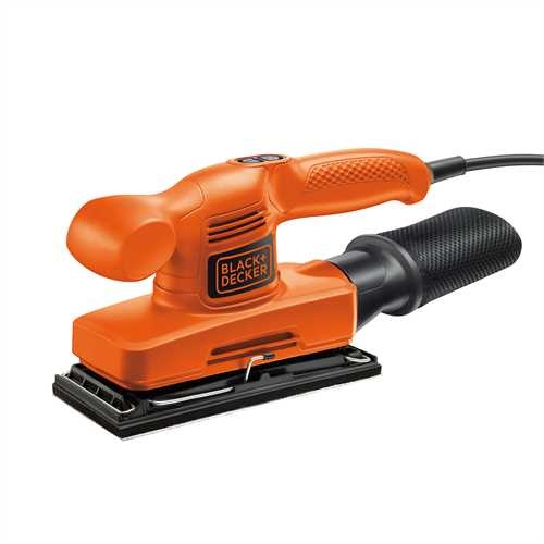 Black and Decker - 240W Schuurmachine 13 vel - KA310