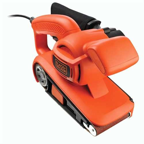 Black and Decker - 720W 75mm x 457mm bandschuurmachine - KA86