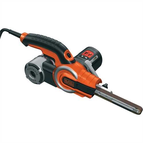 Black and Decker - Powerfile Bandschuurmachine - KA902EK