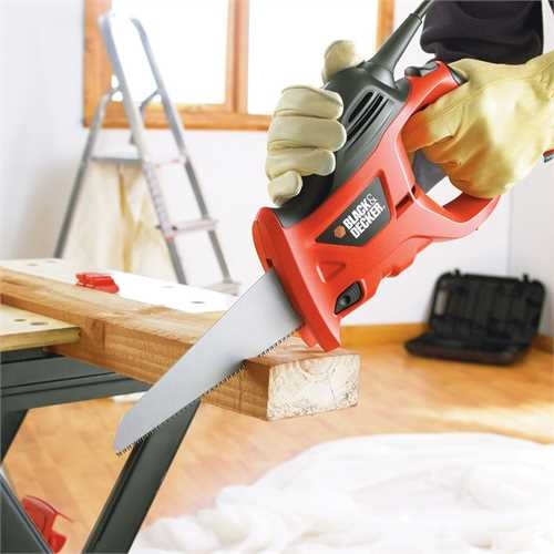 Black and Decker - 400W Elektrische handzaag - KS880EC