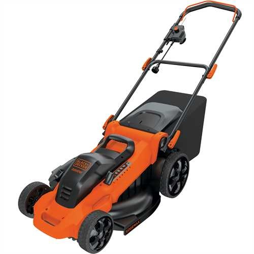 Black and Decker - 2000W 48cm Grasmaaier - LM2000