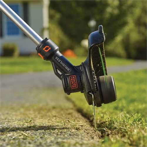 Black and Decker - 36V Brushless Lithiumion Grastrimmer  33cm - STB3620L